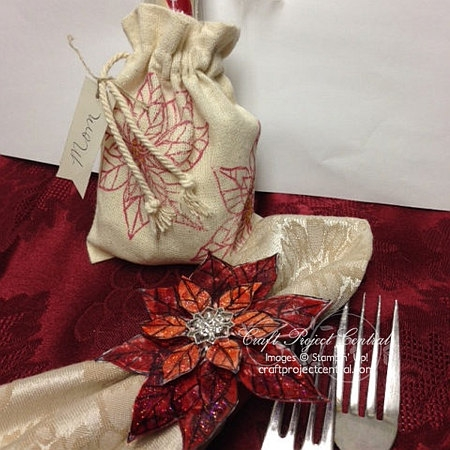 Holiday Napkin Rings & Place Cards