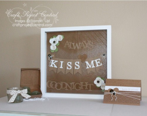Always Kiss Me Goodnight Gift Set