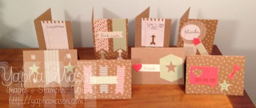 Hip Hip Hooray Cards by Eve