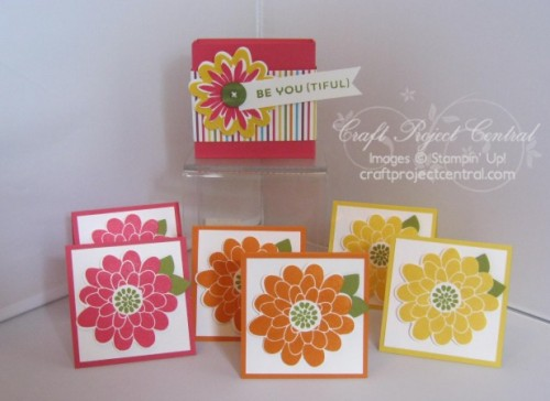 Flower Patch Cards & Box