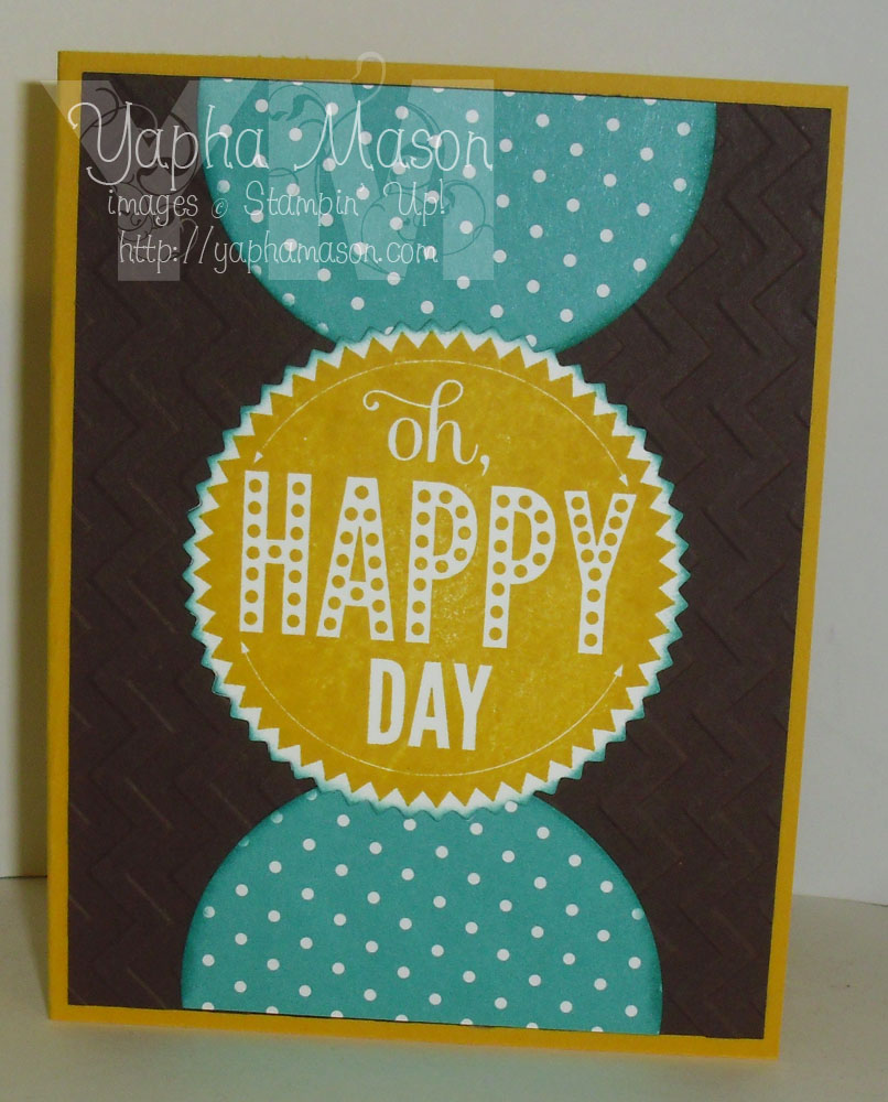 Oh Happy Day by Yapha for NAC #100