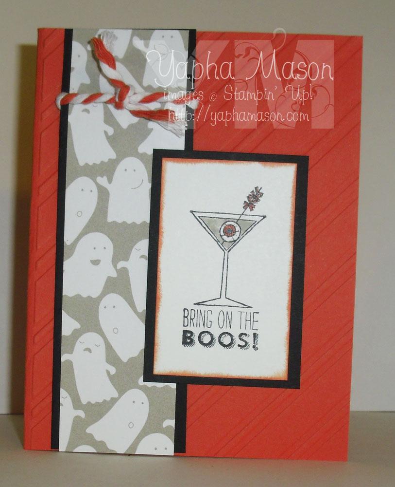 Bring on the Boos by Yapha Mason