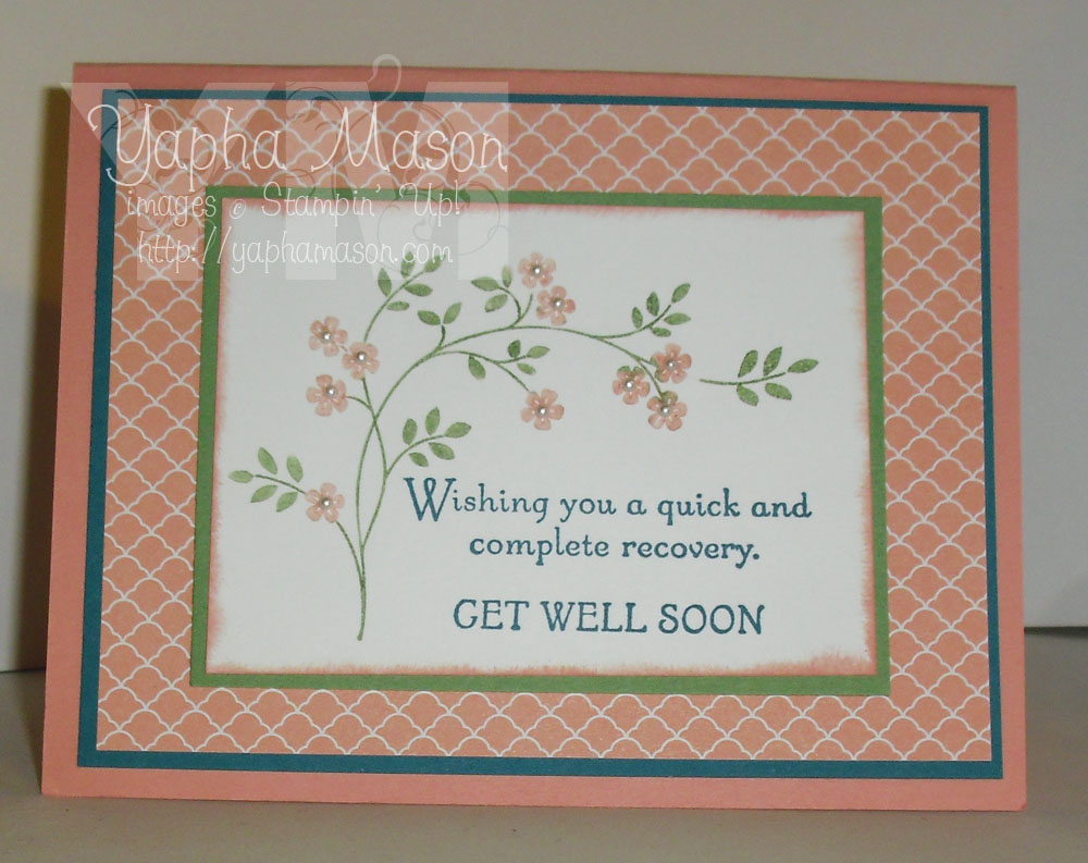 Get Well Soon Flowers by Yapha