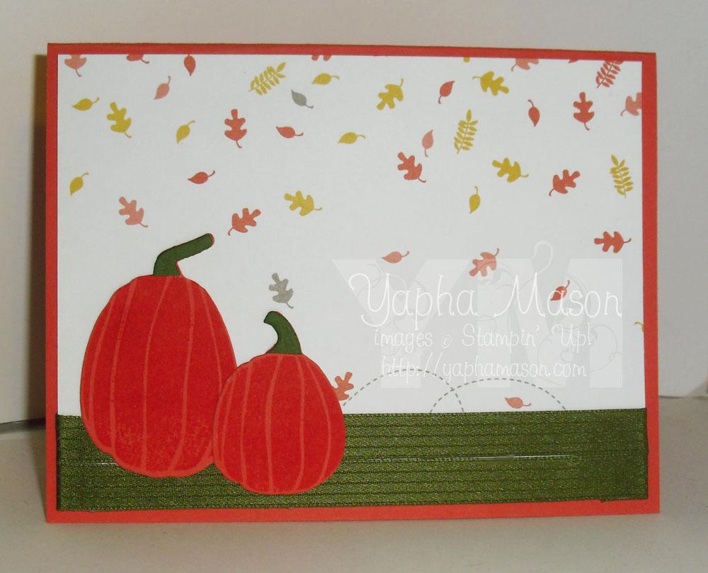 Fall Fest Pumpkins by Yapha