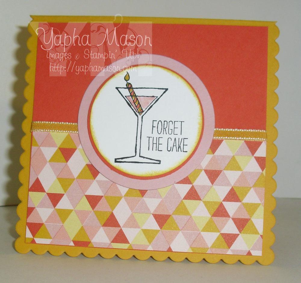 Birthday Drinks by Yapha Mason