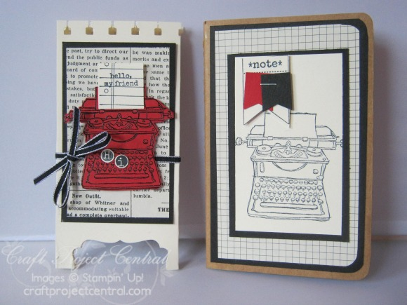 Screen Card & Journal