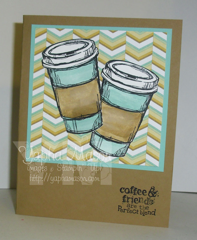 Water Color Coffee