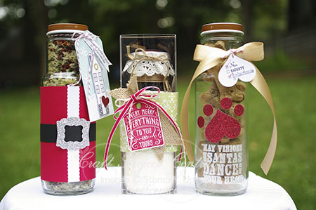 Stamped Bottle Gifts