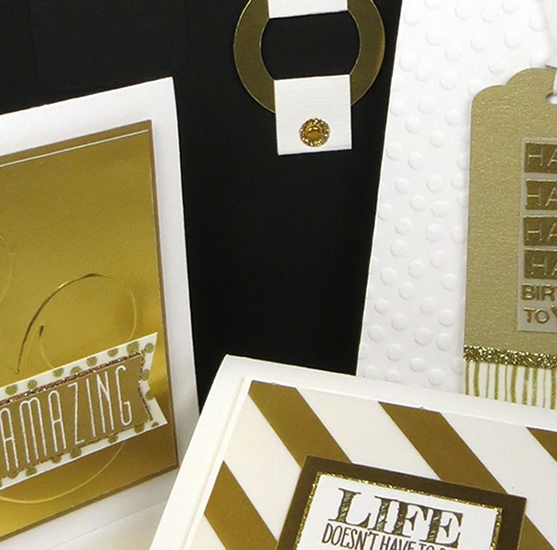 Tote ally Terrific Golden Card Trio Gift Set SP
