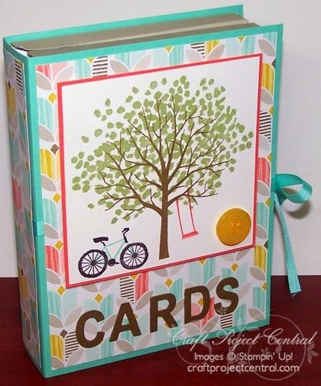 Book Box Card Set SP