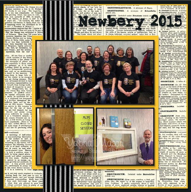 Newbery 2015 by Yapha