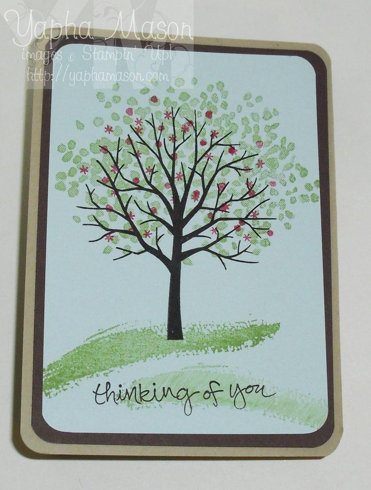Sheltering Tree by Yapha