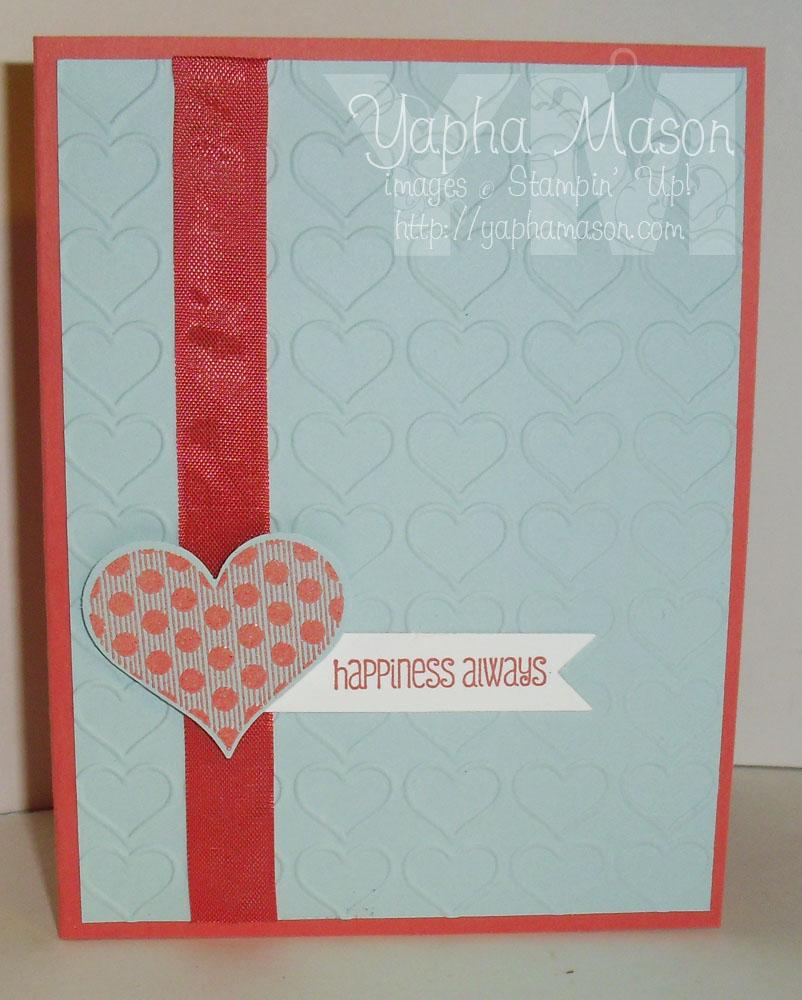 Groovy Love Wedding Card by Yapha