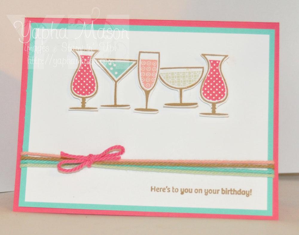 Happy Hour Birthday by Yapha