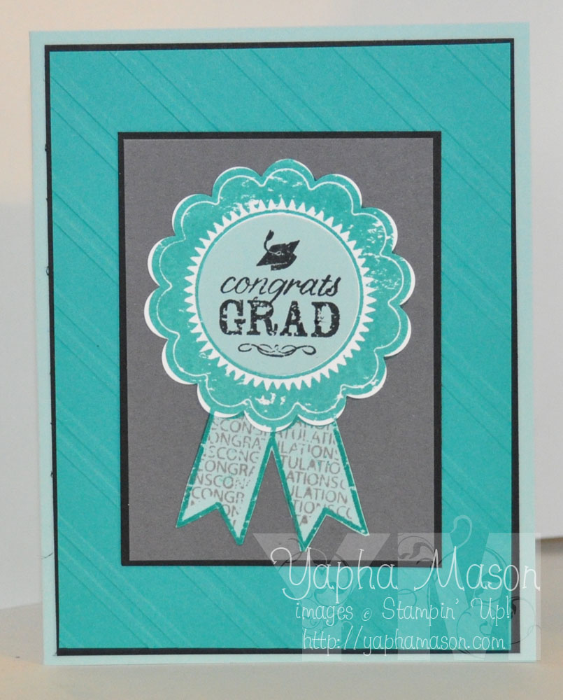 Congrats Grad by Yapha