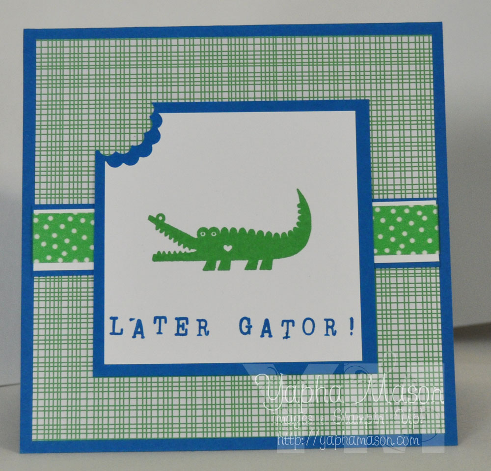 Later Gator by Yapha