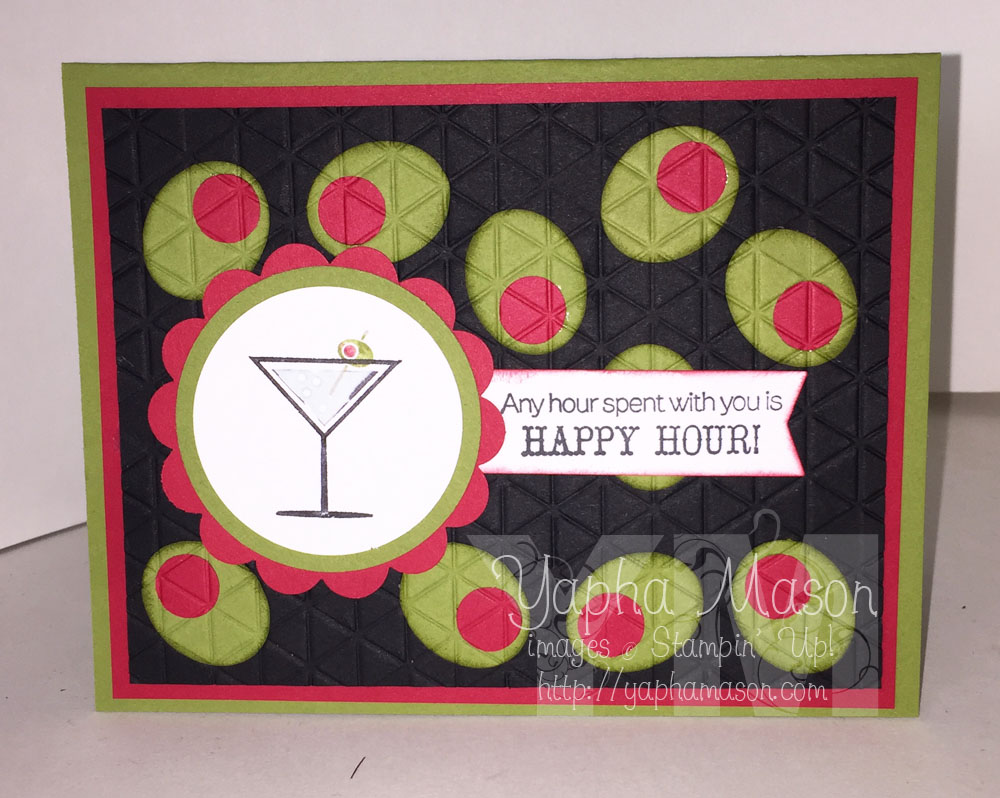 Happy Hour by Yapha
