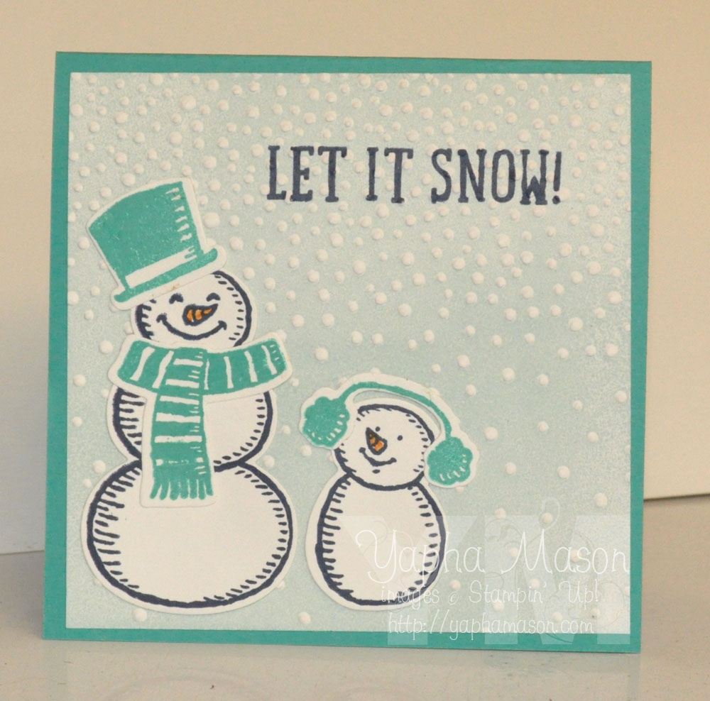 Let it Snow by Yapha