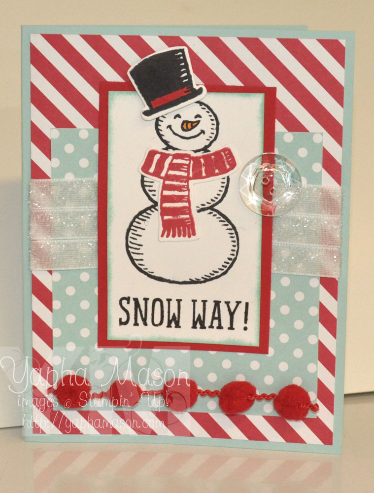 Snow Way by Yapha