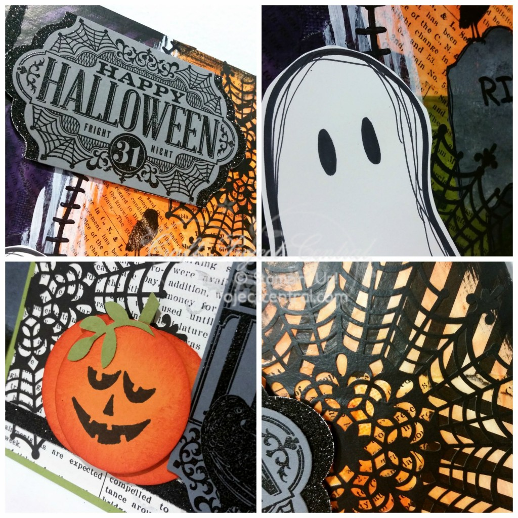 Halloween Mixed Media Gift Set SP