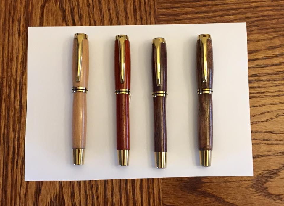 Pens by Steve Mason