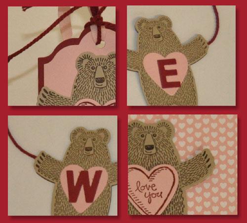 Bear Hugs Valentine Set SP