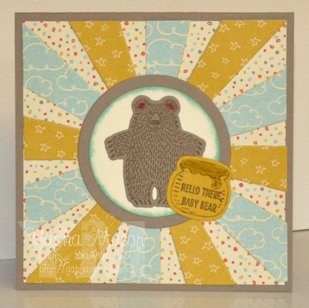 Baby Bear by Yapha