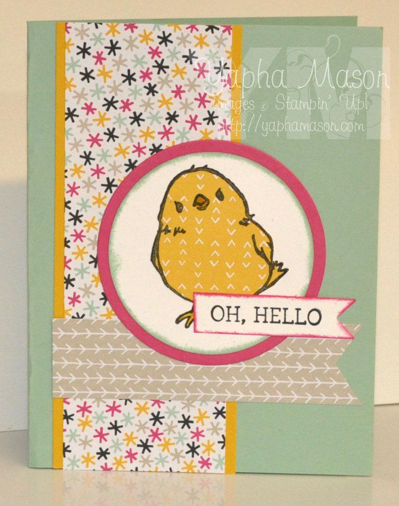 Hello Little Birdie by Yapha