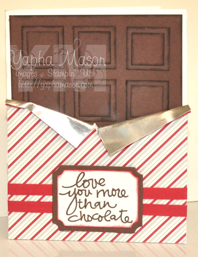 Chocolate Bar by Yapha