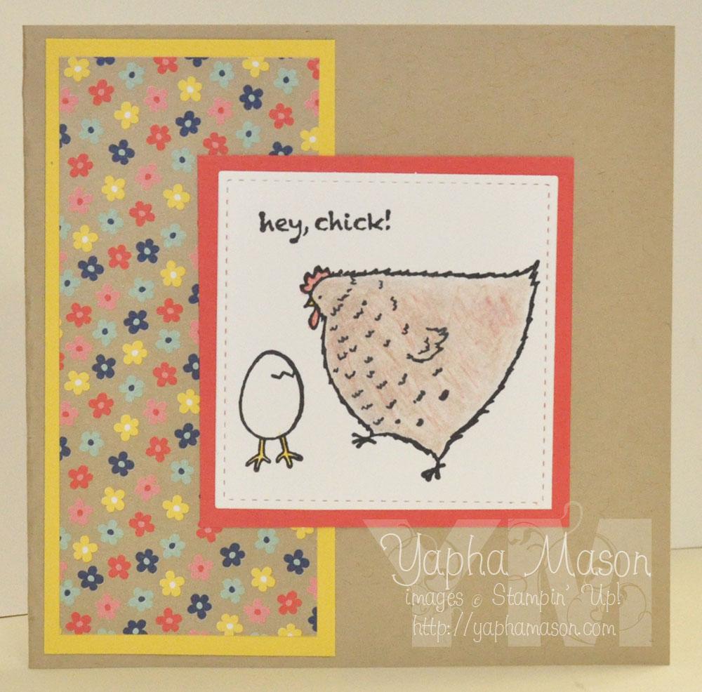 Hey Chick by Yapha