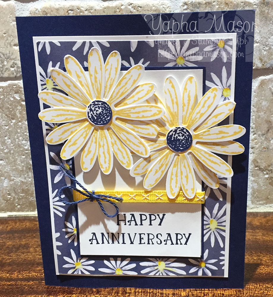 Anniversary Daisies by Yapha