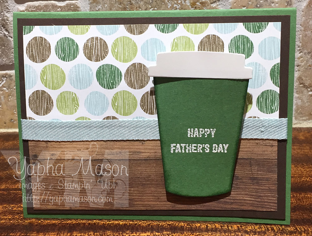 Father's Day Coffee Card