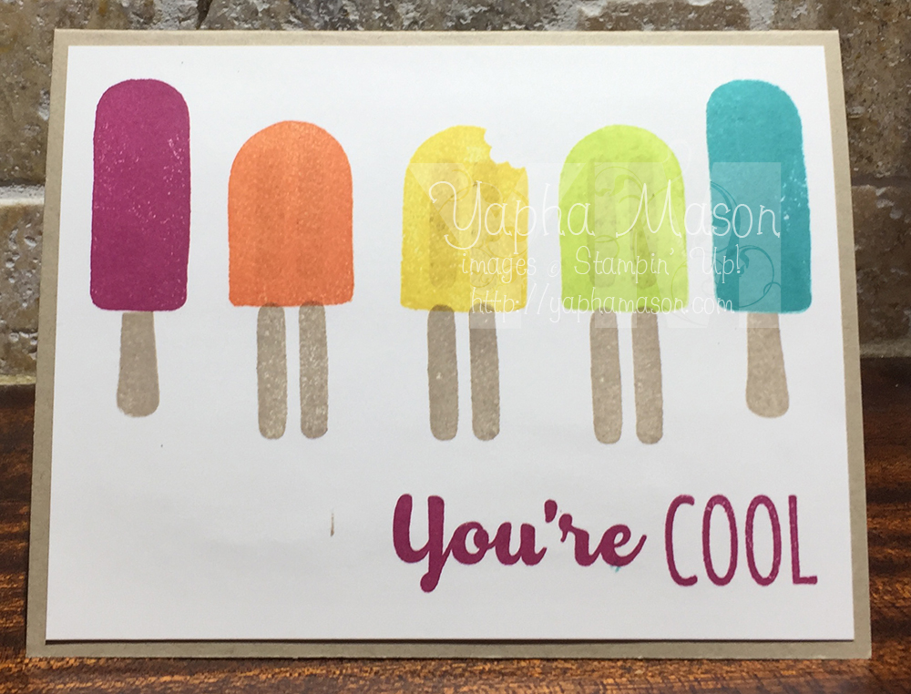 Popsicles by Yapha