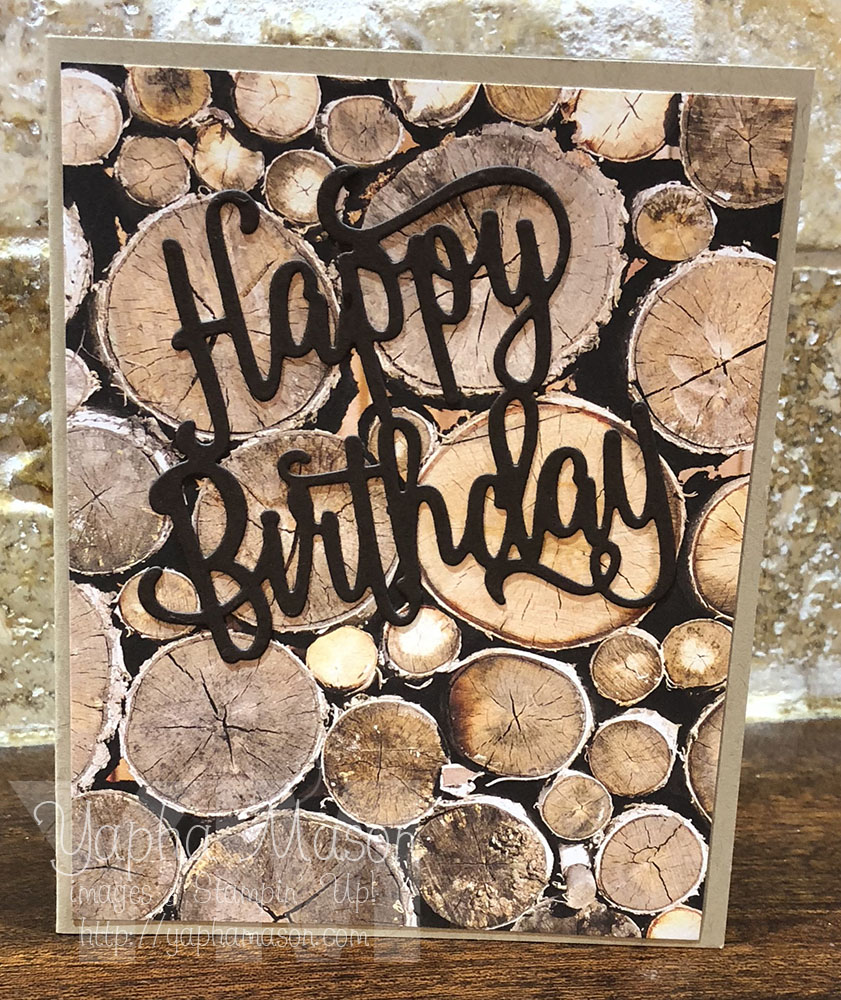 Woodworking Birthday by Yapha